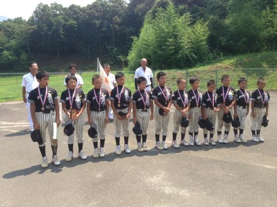 2016年度 第8回 日本海グランプリ野球大会 第3位